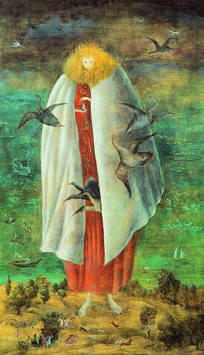 Tomado de: http://showerofkunst.blogspot.mx/2014/02/leonora-carrington-celtic-surrealist.html